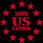 100% US Cotton